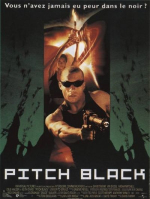 Pitch Black Film américain de David Twohy (2000)