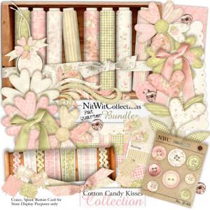 Fqb Cotton Candy Kisses