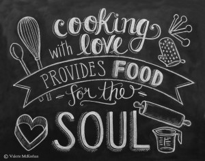 Food Quotes HD Wallpaper 7