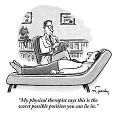 to his physical therapist more physical therapist therapist humor ...