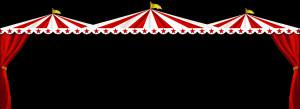 carnival circus tent