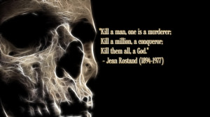Skulls Quotes Wallpaper 1366x768 Skulls, Quotes
