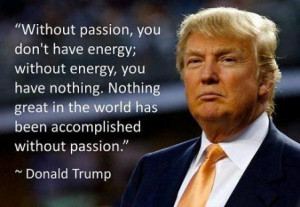 Quotes – Donald Trump
