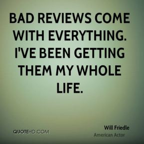 will-friedle-will-friedle-bad-reviews-come-with-everything-ive-been ...