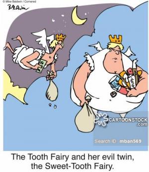Funny Tooth Fairy Cartoon The tooth fairy cartoon 2 of 4