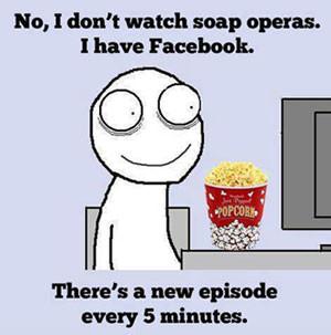 Facebook Drama: