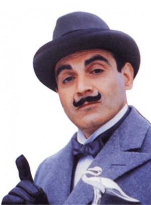 ... photo for Agatha Christie's Poirot with David Suchet as Hercule Poirot