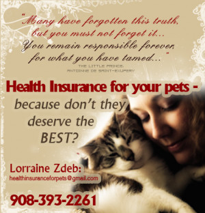FREE PET INSURANCE QUOTE, Love Your Pet, NJ