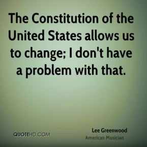 More Lee Greenwood Quotes