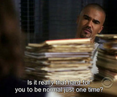 criminal minds funny quotes
