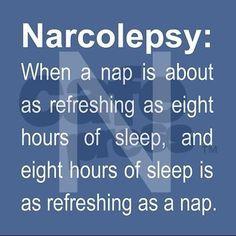 Narcolepsy More