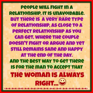 Relationship Quotes And Sayings About Fighting