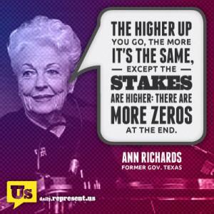 ann richards quotes