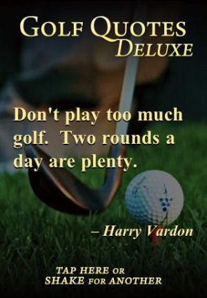 golf+quotes | Golf Quotes