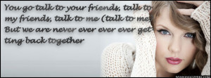 TAYLOR SWIFT QUOTES ABOUT FRIENDS image gallery