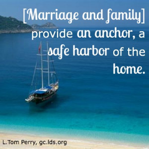 Safe Harbor of the Home