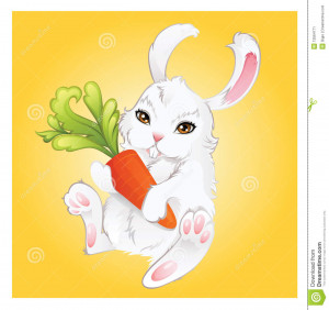 More similar stock images of ` Funny Bunny with carrot `