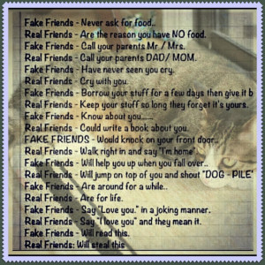 Favim Fake Friends Quotes...