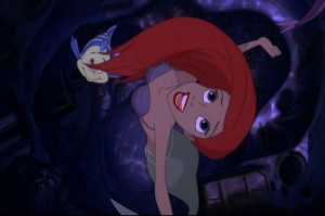 The Little Mermaid Out of My Three Favorite Pictures of Ariel Which Is ...