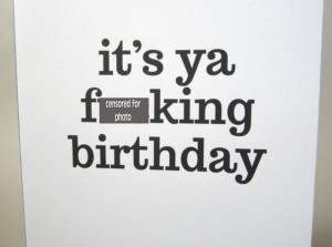 Funny Adult Birthday Wishes Funny birthday card-