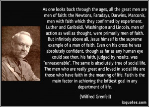 Great Men Quotes