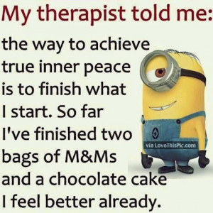 Funny Minion Quotes Pictures, Photos, and Images for Facebook, Tumblr ...