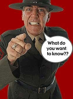 The R. Lee Ermey Quotes Test