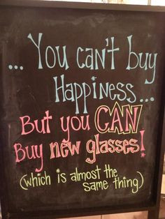 Time for a new pair of glasses :) #new #glasses #quotes #cute #funny # ...