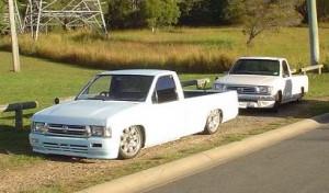 Mini Truck - GQ patrol?