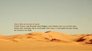 sand desert quotes inspirational 1920x1080 wallpaper Nature Deserts HD