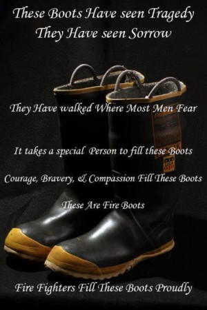 Firefighter Boots