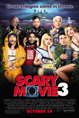 Thread: Scary Movie 3 - poster(s) added final poster