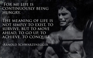 arnold quote 2 generation iron