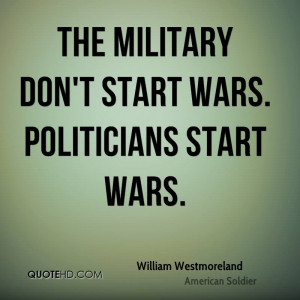 Military War Quotes