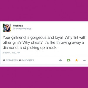 Why cheat?