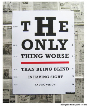 Sight and blindness in king lear