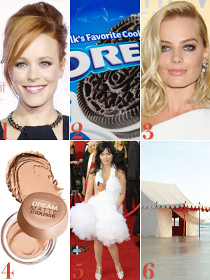 Rachel McAdams Shares Her Favorite Mean Girls Quotes, Oreo Releases ...