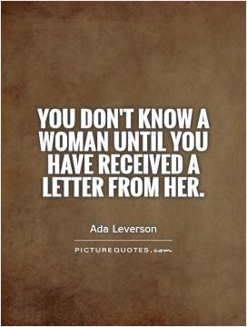 Letter Quotes Elizabeth Drew Quotes