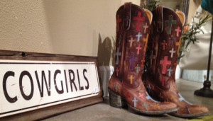 Cowgirls: Faith in Style