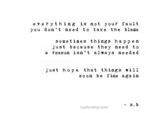 love life happy sad quotes hurt Personal fine happiness good feelings ...