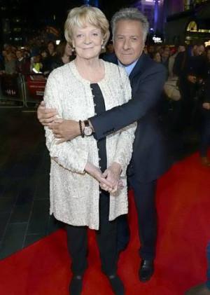 Sheridan Smith Dustin Hoffman