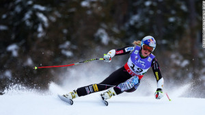 Lindsey Vonn is set to return to action at Lake Louise after ...