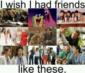 wish I had friends like these!