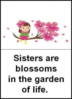sibling quotes, quotes about sisters, family, life and love quotations ...