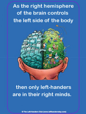 Left-Handed quote #2