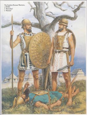 Early Roman Warriors
