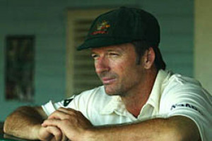 Steve Waugh on eve of 157th Test match Guyana April 9