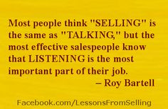Selling Quotes -