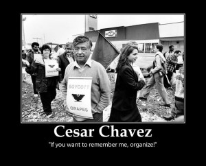 cesar chavez quotes - Google Search