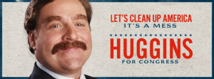 Poster of Warner Bros. Pictures' The Campaign (2012)